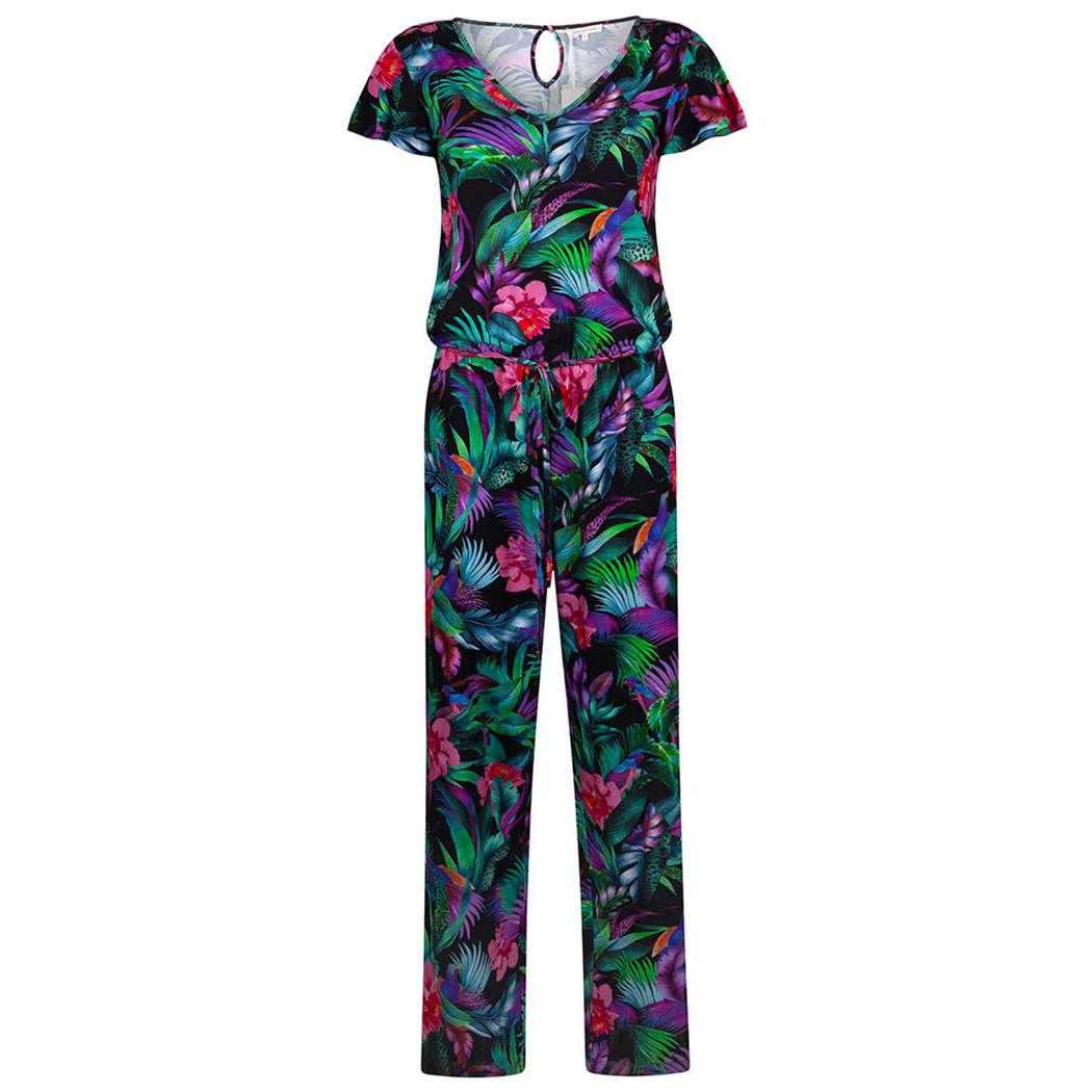 Smit Mode: Tramontana jurk d15 91 101 in het Multicolor