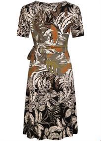 Tramontana jurk D17-95-502 in het Groen