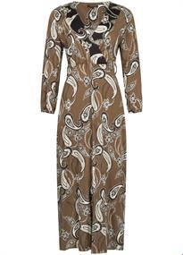 Tramontana jurk E03-96-501 in het Groen