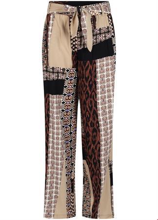 Tramontana pantalons C09-98-101 in het Bordeaux