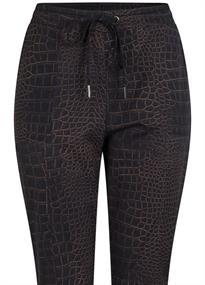 Tramontana pantalons Q02-98-101 in het Zwart