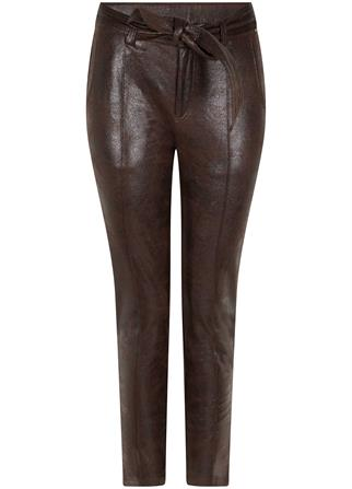 Tramontana pantalons q08-02-101 in het Donker Bruin