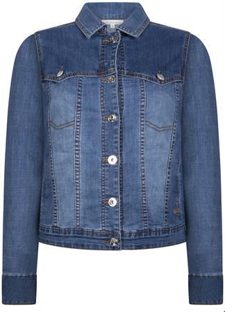Tramontana spijkerjack Y06-98-801 in het Hemels Blauw