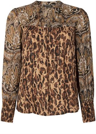 Tramontana t-shirts C03-01-301 in het Bruin