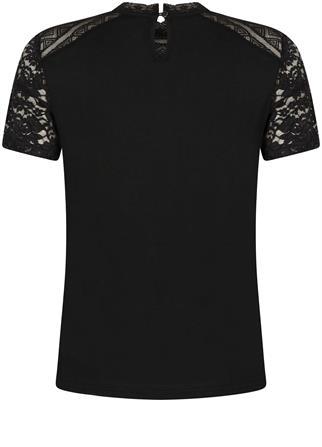 Tramontana t-shirts c09-01-401 in het Zwart