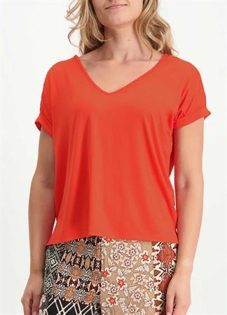 Tramontana t-shirts c11-01-402 in het Oranje