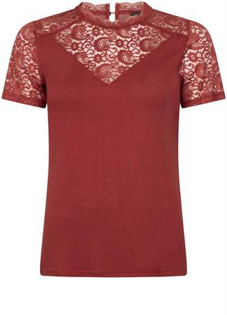 Tramontana t-shirts C18-96-401 in het Rood