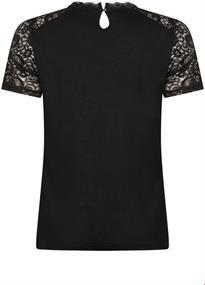 Tramontana t-shirts C18-96-401 in het Zwart