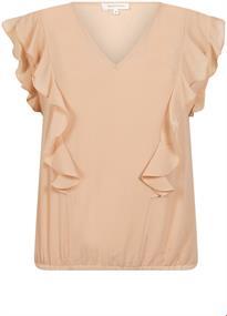 Tramontana t-shirts C25-98-303 in het Zacht roze
