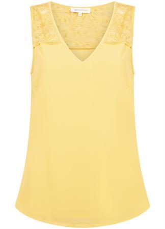 Tramontana t-shirts C25-99-304 in het Geel
