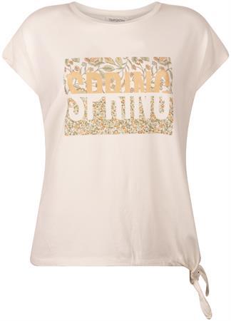 Tramontana t-shirts D10-99-401 in het Wit