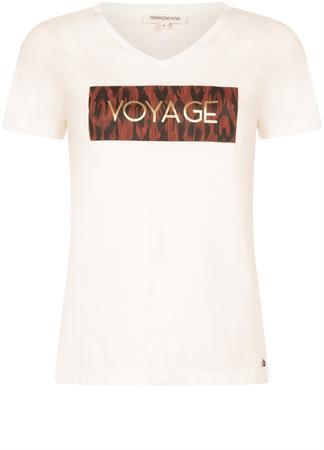 Tramontana t-shirts D11-98-401 in het Wit
