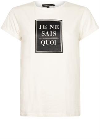 Tramontana t-shirts D18-96-403 in het Offwhite
