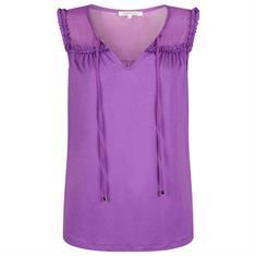 Tramontana t-shirts d21-91-401 in het Paars