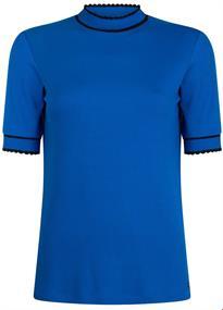 Tramontana t-shirts d26-93-401 in het Kobalt