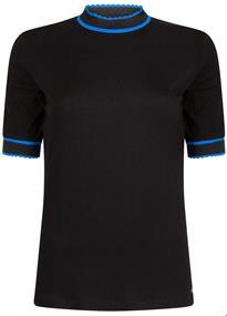 Tramontana t-shirts d26-93-401 in het Zwart