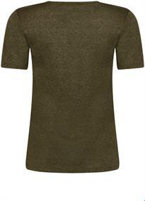 Tramontana t-shirts d27-95-402 in het Wit.