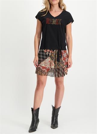 Tramontana t-shirts i01-01-401 in het Zwart