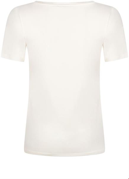 Tramontana t-shirts i07-95-402 in het Wit