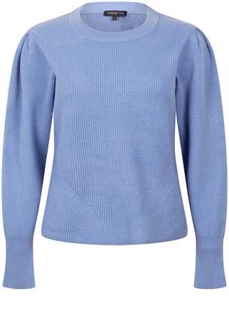 Tramontana trui y03-02-601 in het Blauw