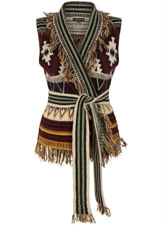 Tramontana vest y03-01-701 in het Multicolor