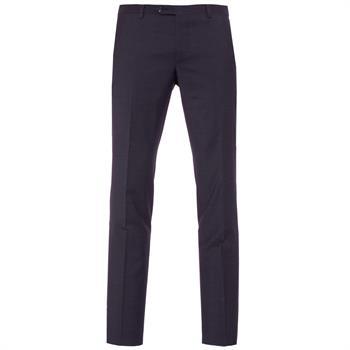 Van Gils business pantalon Tailored Fit W05981 in het Marine