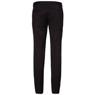 Van Gils business pantalon Tailored Fit W05981 in het Zwart
