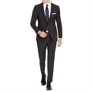 Van Gils business pantalon W05982 in het Antraciet