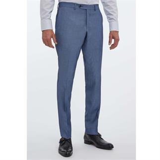 Van Gils business pantalon W11759 in het Blauw