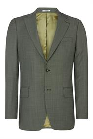 Van Gils colbert Tailored Fit 1320VG00107 in het Groen