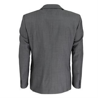 Van Gils kostuum Tailored Fit w09085 in het Donker grijs