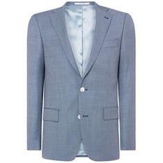 Van Gils kostuum Tailored Fit w10616 in het Blauw