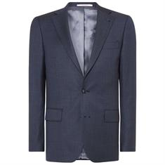 Van Gils kostuum Tailored Fit w10616 in het Marine