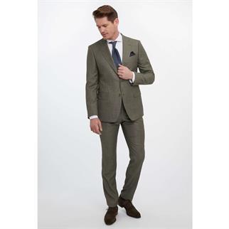 Van Gils kostuum Tailored Fit W11758-59 in het Donker Groen