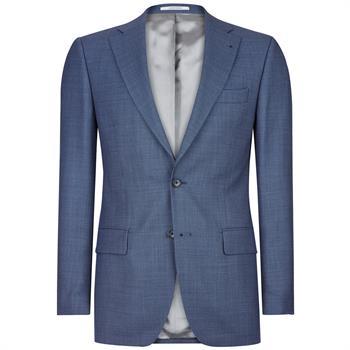 Van Gils kostuum w108479 in het Blauw