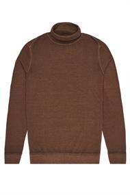 Van Gils t-shirts W11668 in het Bruin