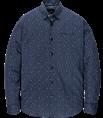 Vanguard casual overhemd Tailored Fit VSI206220 in het Donker Blauw