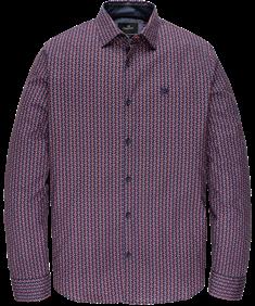 Vanguard casual overhemd Tailored Fit VSI208280 in het Donker Blauw