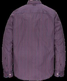 Vanguard casual overhemd VSI208280 in het Donker Blauw