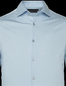 Vanguard casual overhemd VSI211206 in het Licht Blauw