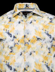 Vanguard casual overhemd VSI212221 in het Wit