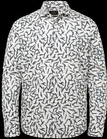 Vanguard casual overhemd VSI215204 in het Ecru