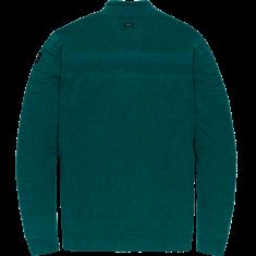 Vanguard gebreid vest VKC196164 in het Groen