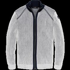 Vanguard gebreid vest VKC201354 in het Wit