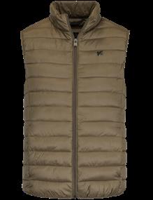 Vanguard jacks Tailored Fit VBW211171 in het Bruin
