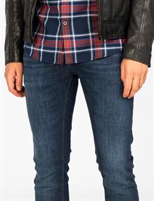 Vanguard jeans V85 VTR85 in het Donker Blauw