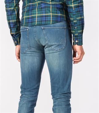 Vanguard jeans V850 VTR850 in het Licht Blauw