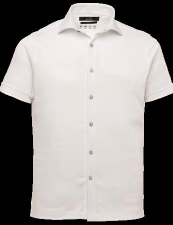 Vanguard jersey overhemd Tailored Fit VSIS212231 in het Wit