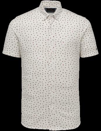 Vanguard jersey overhemd Tailored Fit VSIS213253 in het Wit
