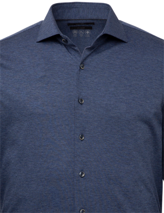 Vanguard jersey overhemd VSI215208 in het Blauw